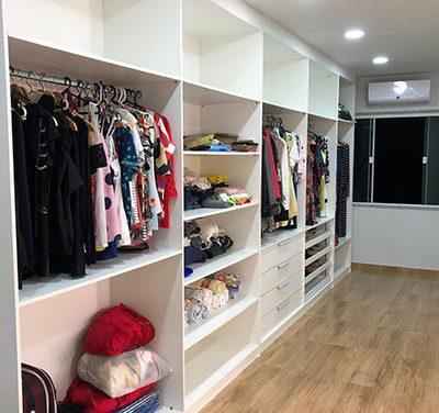 O tão sonhado Closet