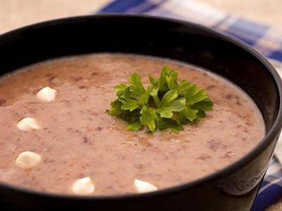 Frente fria pede sopa quente!